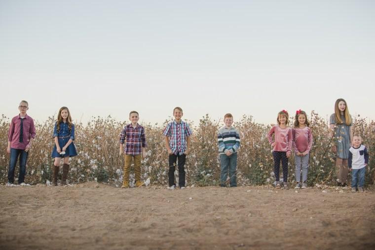 cousins in cotton 8x12