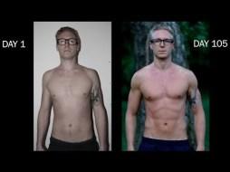 freeletics body transformation