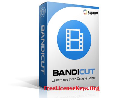 BandiCut 3.6.4.657 Crack + Serial Key 2021 Free Download