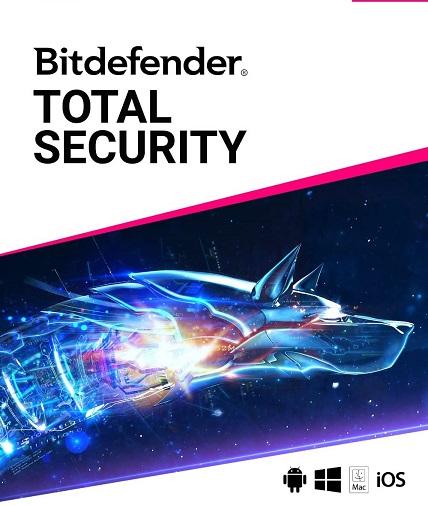 Bitdefender Total Security 2021 Crack & Activation Code Free Download