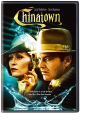 """A movie ad for """"Chinatown"""", the classic movie loosely based on the Owens Valley water wars."""