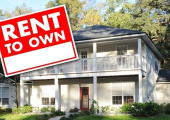 Rent to own homes – How it works