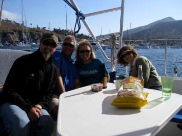 Mike, Glenda, and Flea