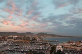 Dusk over Cabo