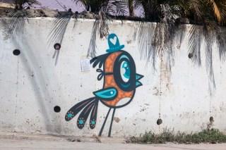 Still loving the wall art - here is some in Punta de Mita