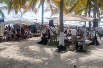 At the Sunday morning La Cruz market