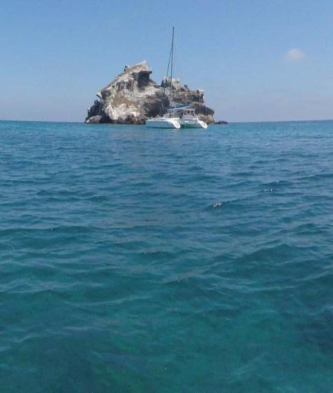FL in her Isla Isabela glory