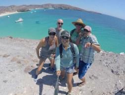 SNL, FL, and Ryan at Puerto Balandra