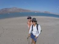 Vicki and Jody at Pescador
