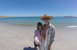 Selfie at Pescador