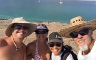 El Pescador selfie