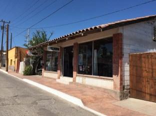 The local dive shop in Mulegé