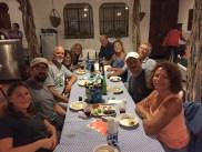 Tacos on the Street - last supper in La Cruz