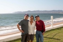 Jer, me, and Pop