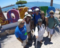 Group outing in Loreto