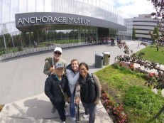 An amazing trip to the Anchorage Museum