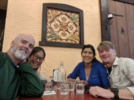 Peruvian grub
