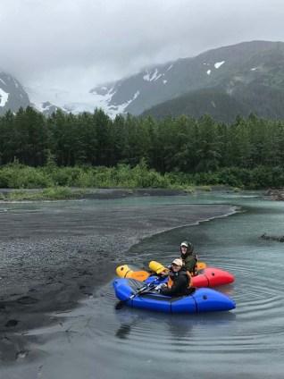 Happy on the river (PC Vanessa)