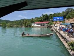 A longboat