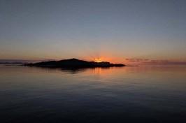 Sunrise over Pescador