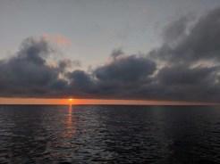 Morning across the Sea