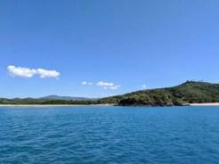 South end of Chamela Bay