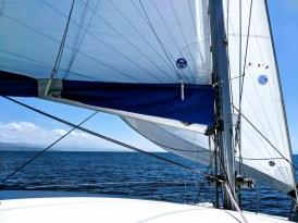 A lovely day for a sail on Bahía de Banderas