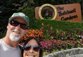 Adventure to Central Saanich and the Butchart Gardens