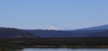 Speeding into southern Oregon