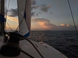 En route to Isla Isabel