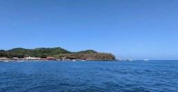 Settled in at Isla Ixtapa (aka Isla Grande)