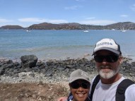 On a litte walkabout at Playa La Ropa