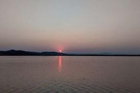 Barra sunrise this time