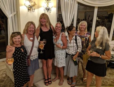 Women Who Sail in Barra, February 2020