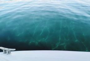 Beautiful water in Candeleros