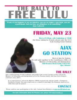 Rally to Free Lulu