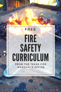 Free Fire Safety Curriculum