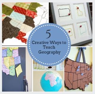 5 Creative Ways to Teach Geography