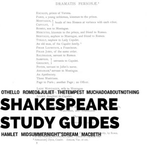 Shakespeare Study Guides