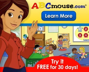Try the ABCmouse.com Learning Program free for 30 Days