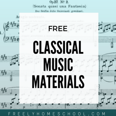 Free Sheet Music, Classical Recordings & Music History