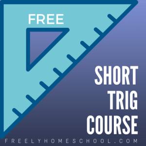 free short trigonometry course