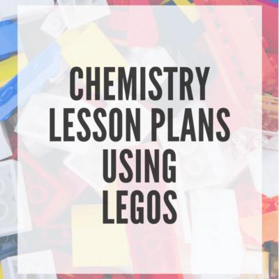 Free Chemistry Lesson Plans Using Legos