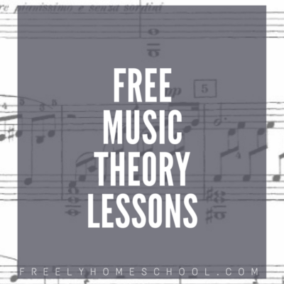 Free Music Theory Curriculum