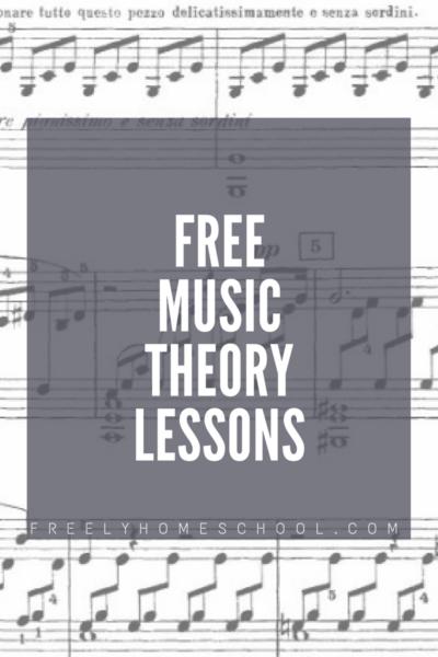 Free Music Theory Curriculum