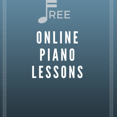 Online Piano Lessons for Free
