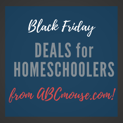 BLACK FRIDAY WEEK SPECIAL from ABCmouse.com