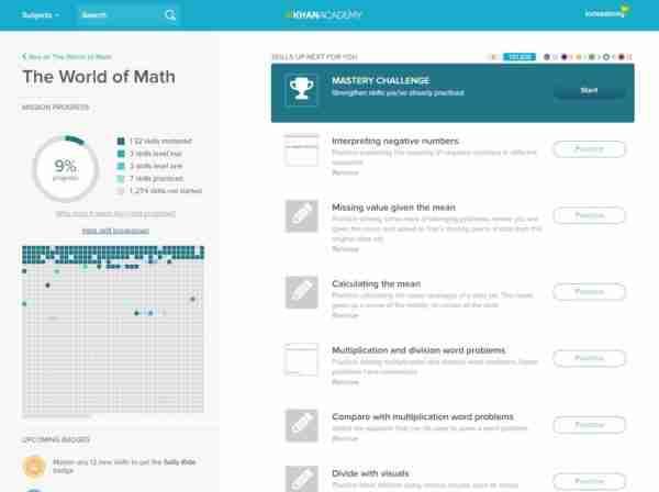 World of Math