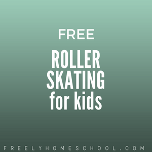 Kids Skate Free this Summer at Participating Locations