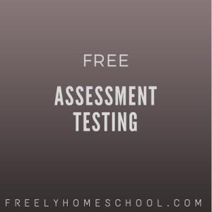 free assessment testing